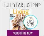 Martha Stewart Living Coupon
